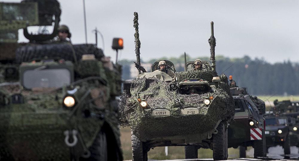 """GUERRA MUNDIAL? RÚSSIA ADVERTE SOBRE PREPARAÇÃO DE TROPAS DA OTAN PARA """"GRANDE CONFLITO"""""""
