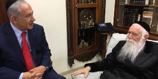 "RABINOS ACUSAM NETANYAHU DE ""IMPLEMENTAR MICROCHIPS EM MASSA"": VENDENDO ISRAEL PARA A AGENDA GLOBALISTA"